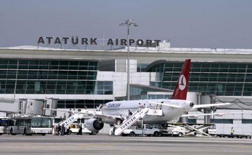 istanbul atatürk havalimanı araç kiralama