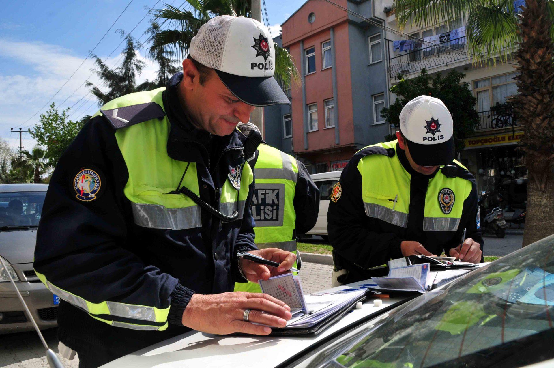 2018 trafik cezası rakamları