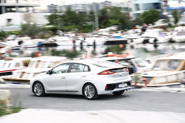 Hyundai Ioniq Hybrit Elite Plus Incelemesi Yolcu360com