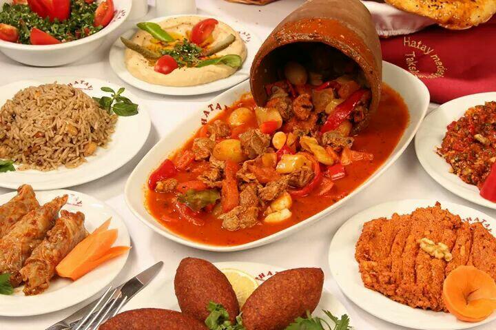 Antakya Mutfağının Meşhur Yemekleri Antakya Yemekleri