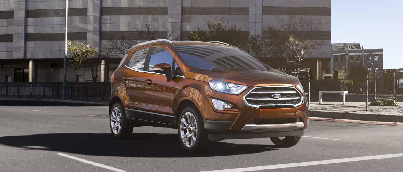 2018 Model Ford EcoSport İncelemesi, Yeni Ford EcoSport ...