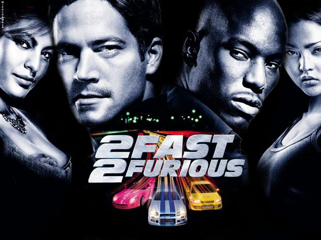 fast and furious 2 - HD 1024×768