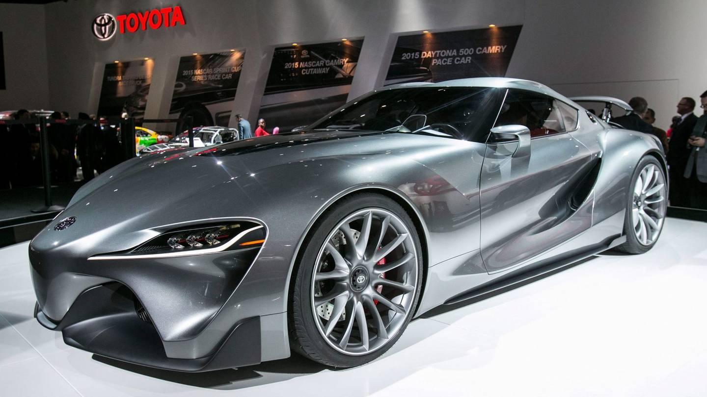 Toyota Supra 2015 Price >> Yeni Toyota Supra 2018 Model Yeni Toyota Supra Hakkinda