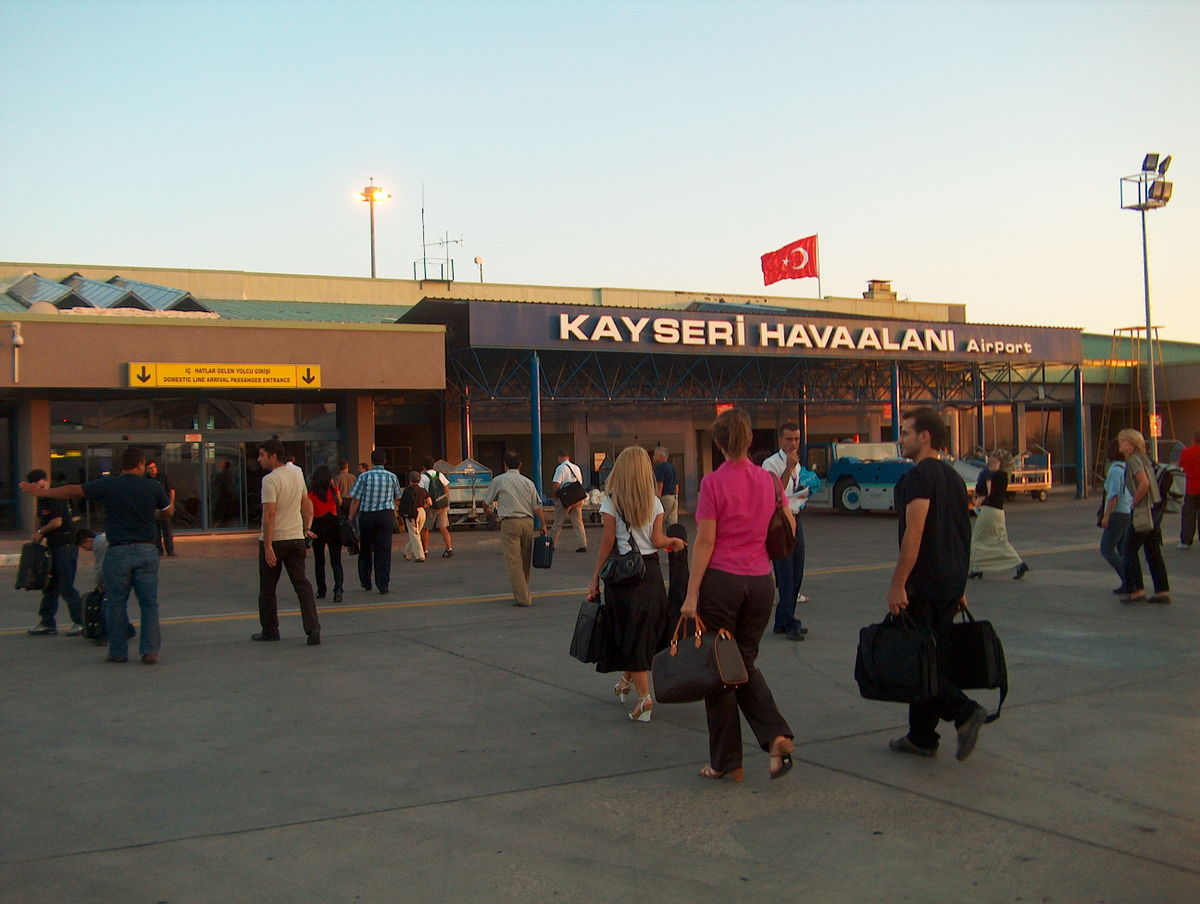 kayseri airport rent a car