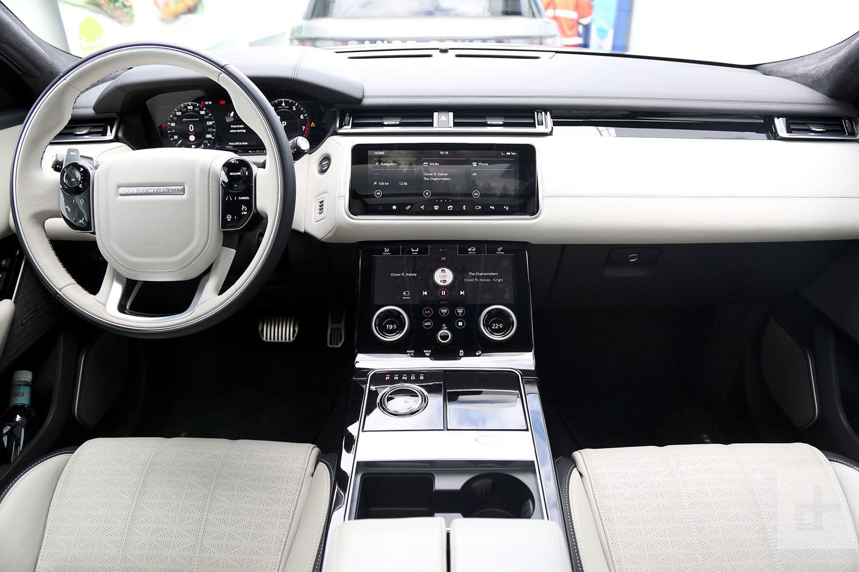 Range Rover Velar İncelemesi Range Rover Velar 2018