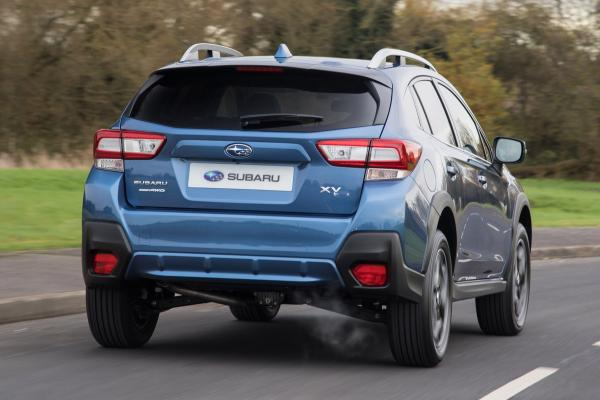 2018 Subaru XV Arkadan Görünüm