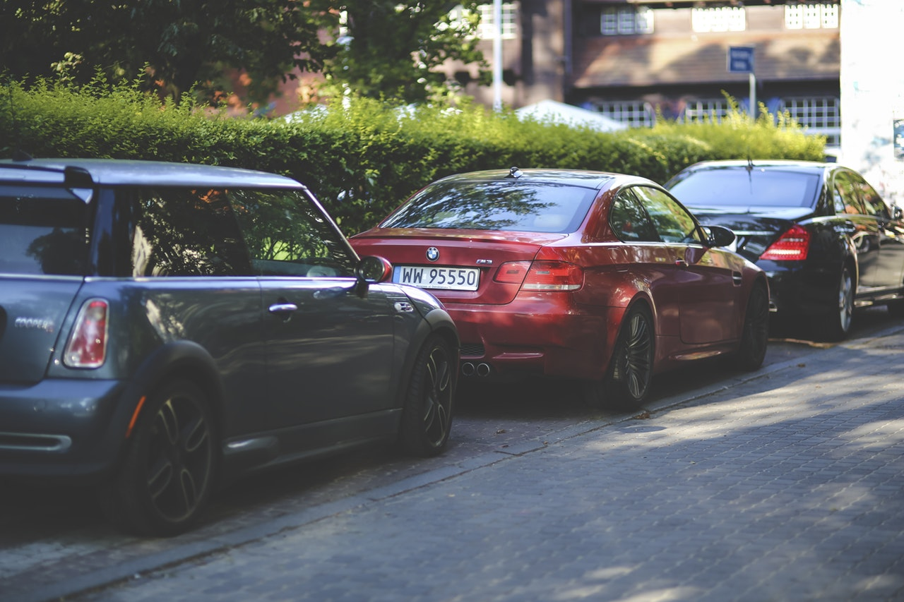 araç park etme, park etmiş araçlar