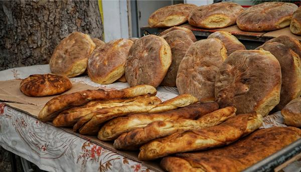 Ekşi mayalı Afyon ekmeği