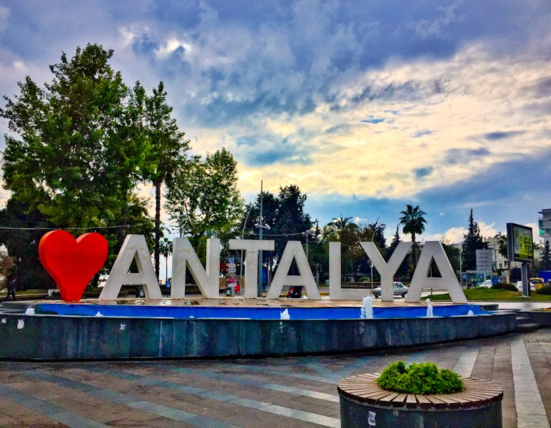 Antalya görselleri