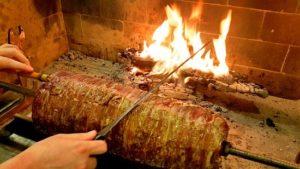 Erzurum cağ kebabı nasıl yapılıyor