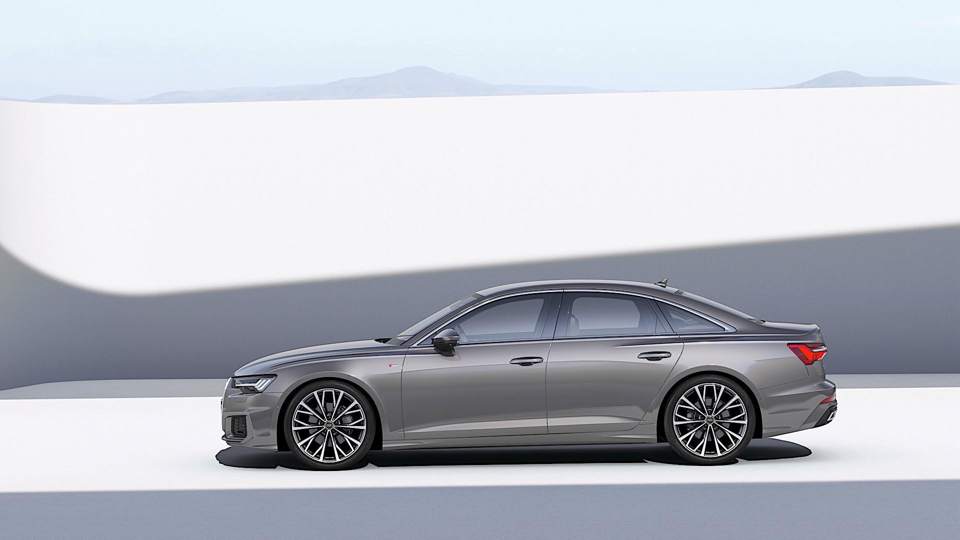 2018 model Audi A6