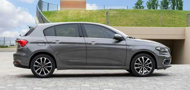 Hatchback Fiat Egea 2018