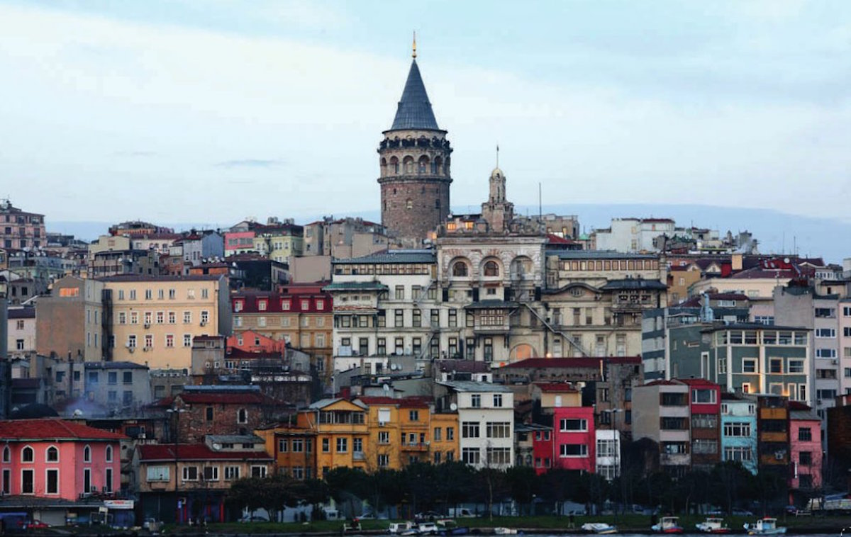 İstanbul Karaköy Araç Kiralama