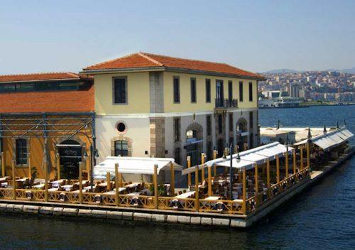 İzmir Konak Pier