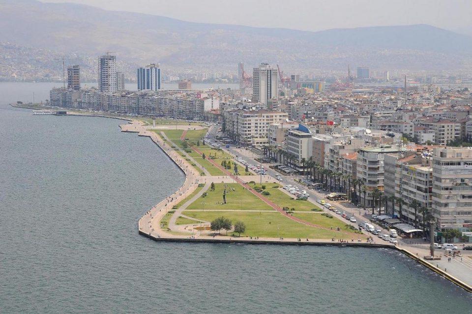 İzmir Alsancak Kordonboyu