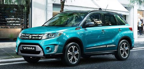 Suzuki Vitara 1.4 Boosterjet 4X4 AT İncelemesi