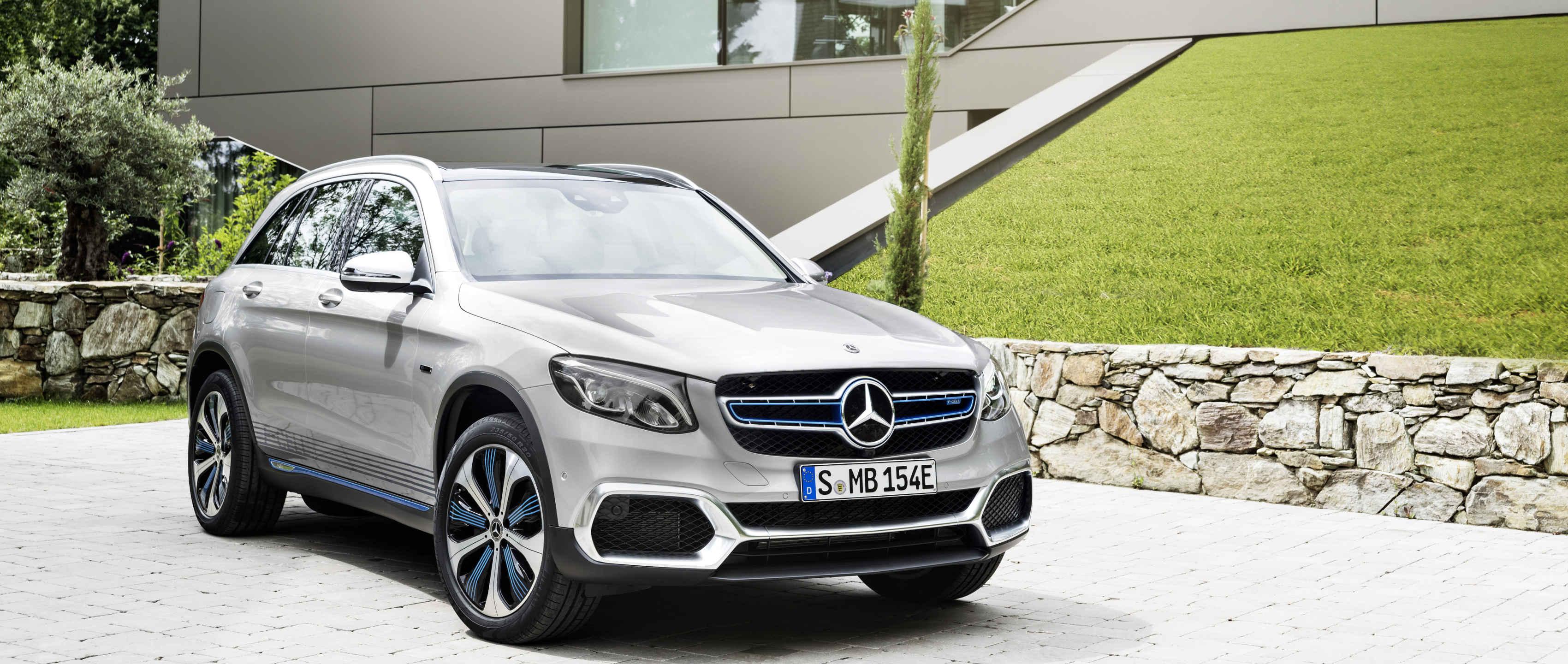 Mercedes – Benz GLC F-Cell
