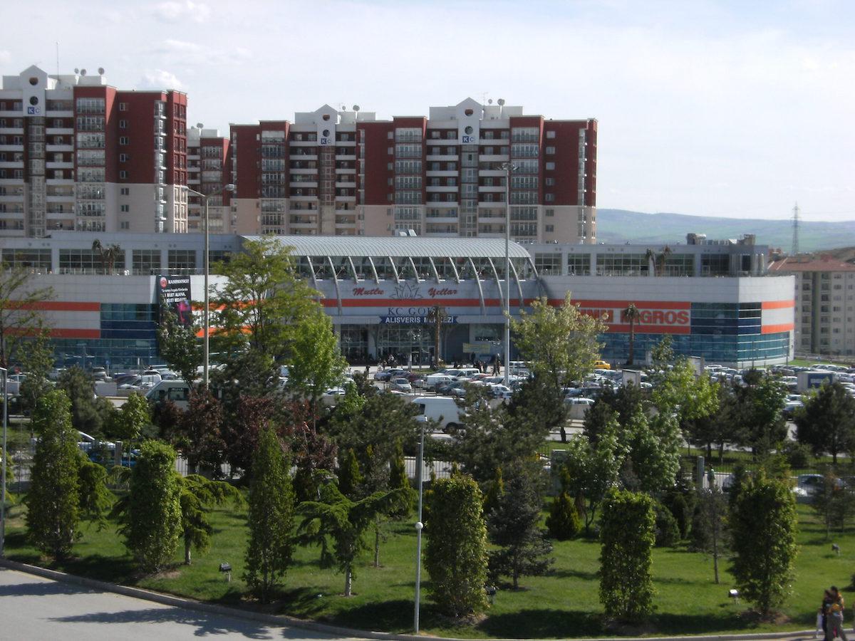 Ankara Eryaman Araç Kiralama