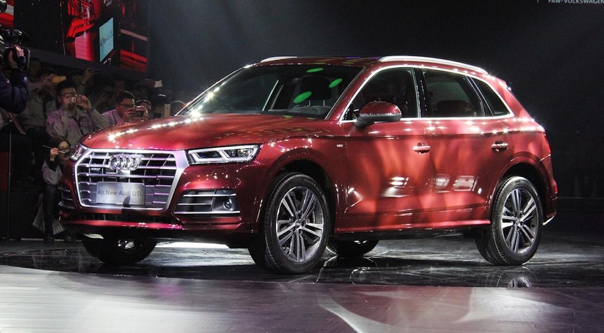 Audi Q5 L 2018