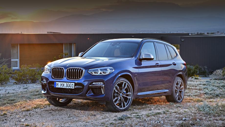 BMW X3, incelemeleri ve özellikleri
