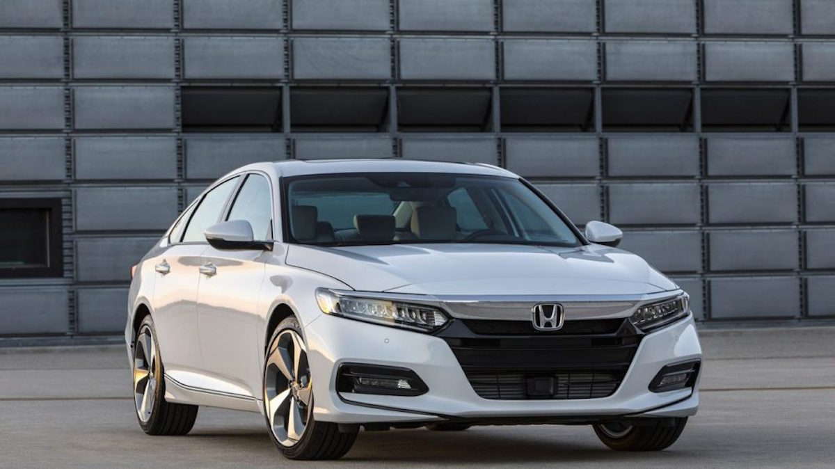 2018 Model Honda Accord