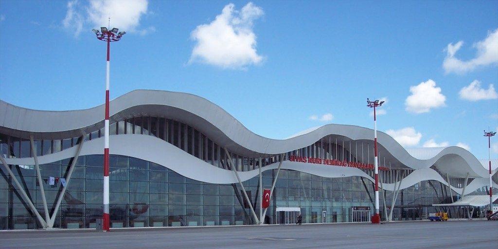 Sivas Havalimanı Fotoğrafı