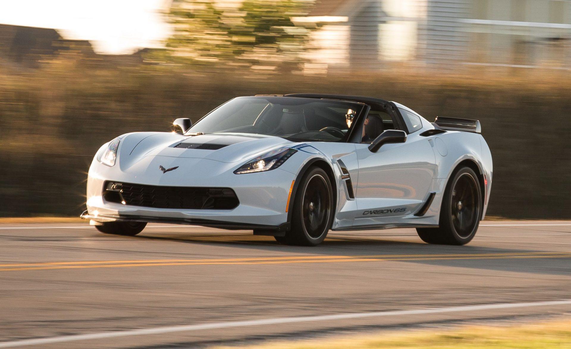 Elektrikli 2018 Corvette