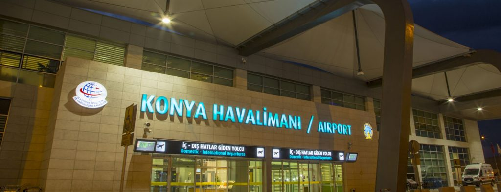 konya airport rent a car
