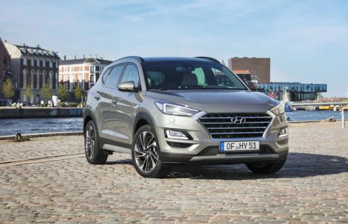 Benzinli Hyundai Tucson 1.6 testi
