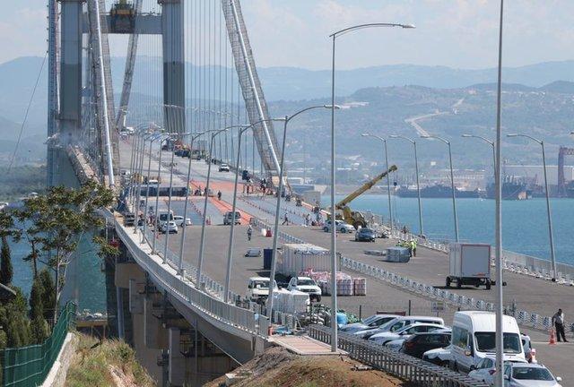 Köprü geçiş ücretleri ne oldu?