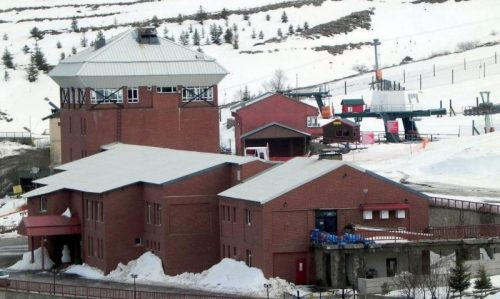 Ödemiş Kayak Merkezi nasıl