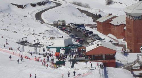 Ödemiş Kayak Merkezi