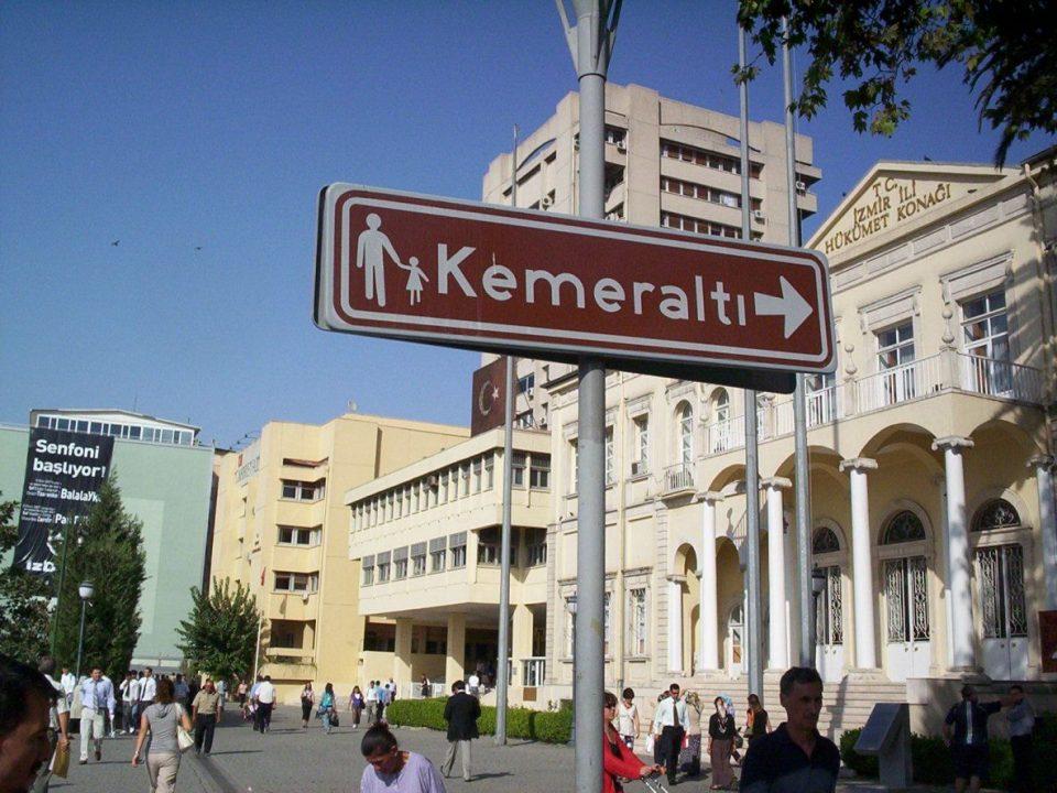 İzmir Kemeraltı-Çarşı