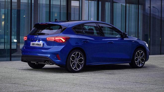 Yeni Ford Focus Yılın Otomobili