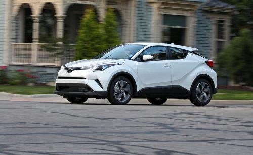 Hybrit Toyota c-hr