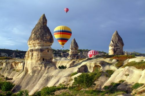 Rent a Car in Göreme Nevşehir