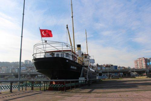 Bandırma Vapuru Müzesi Türkiyenin Temellerinin Atıldığı Yer Samsun
