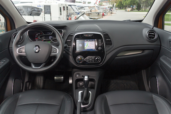 Renault Captur 1,5 dCi EDC Icon incelemesi