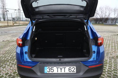 Opel Grandland X Bagaj