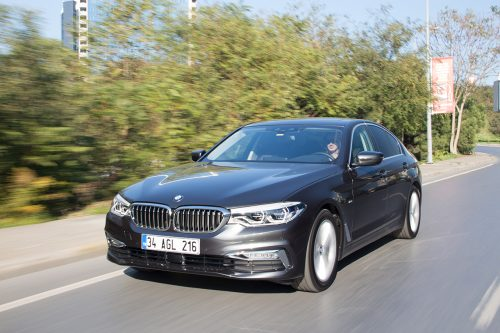 BMW 520i Sedan