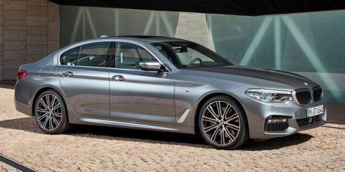 BMW 520i Sedan Görselleri