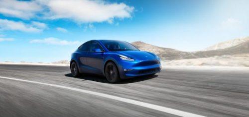 Tesla Model Y 2019