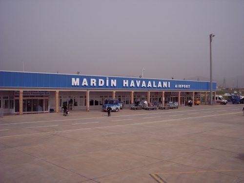 Mardin Havalimanı araç kiralama