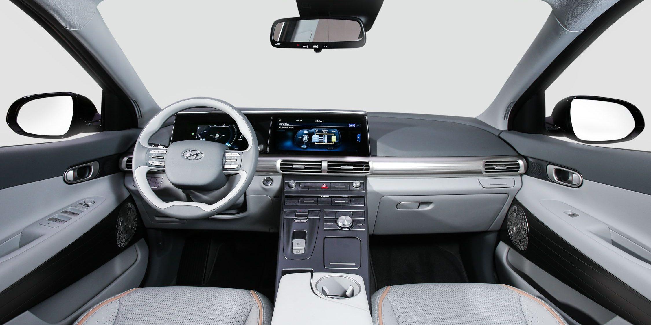Euro NCAP'ten 5 Yıldızlı Hyundai Nexo