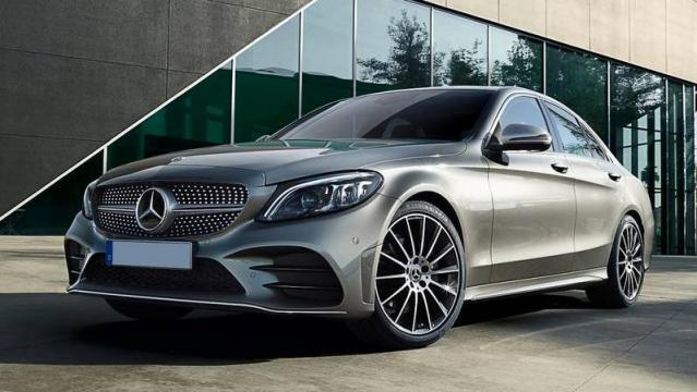2019 Mercedes C 200 4MATİC Coupe AMG