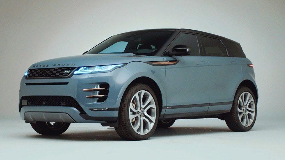 Range Rover Evoque İncelemesi - yolcu360.com - Oto İnceleme