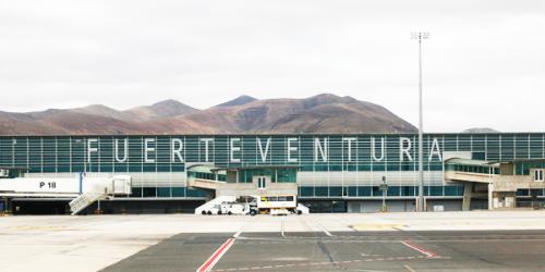 fuerteventura havalimanı araç kiralama