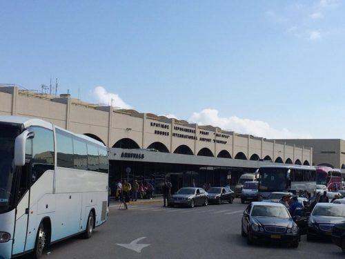 rodos havalimanı