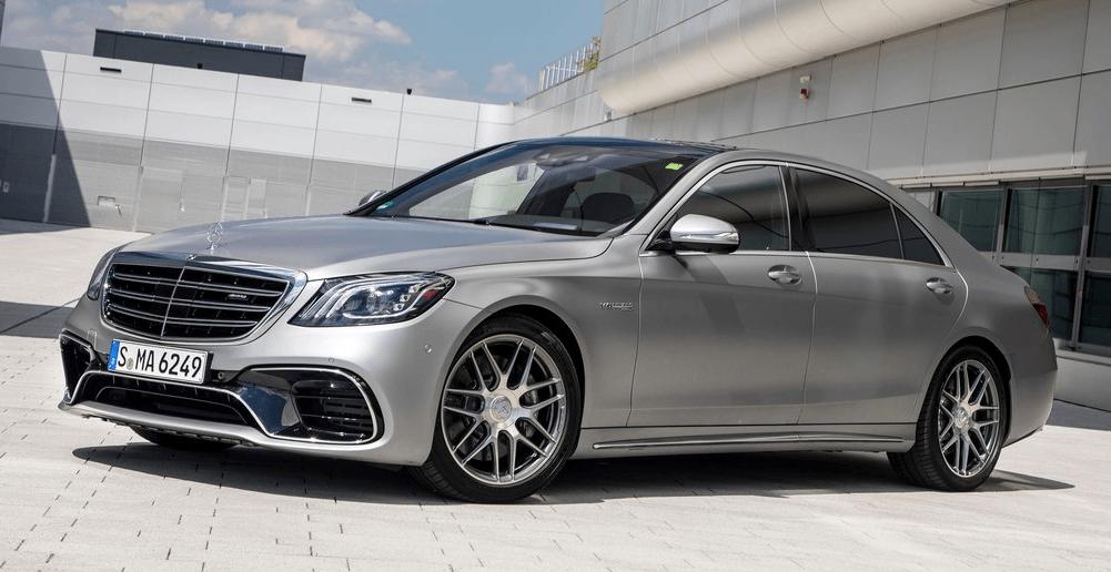 Benz AMG S 63 4MATİC incelemesi