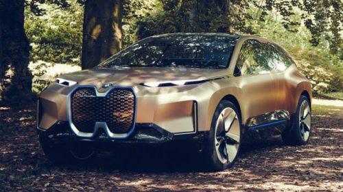 BMW iNext konsepti hakkında